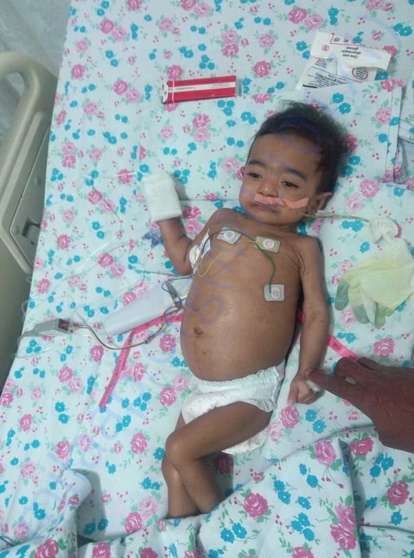 Out of Ventilator and shifted to ward