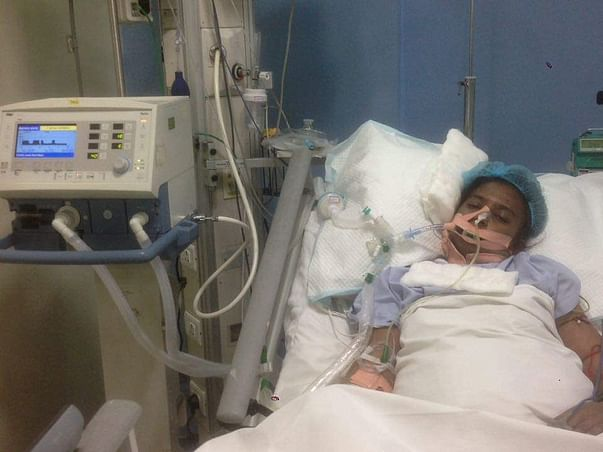 Padmalatha Is On Life Support And Needs Your Help