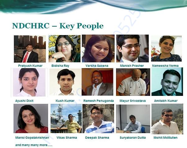 NDCHRC - Key People