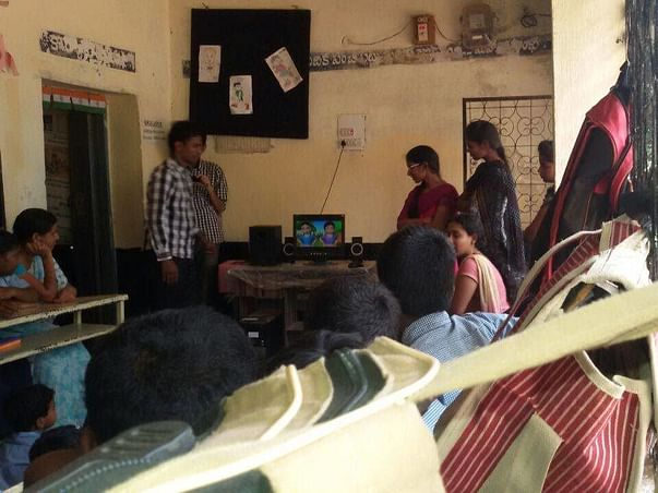 Help us form Digital classrooms for 2 Government Schools