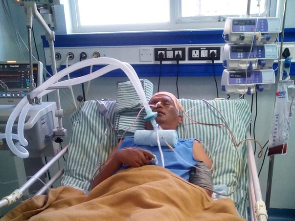 Help Radha Krishna Fight Intracerebral Hemorrhage