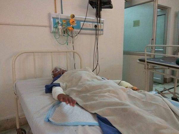 Help Rohit Recover From Hydrocephalus.