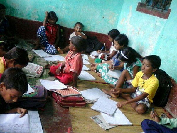Help children of Bhabanipur, Purulia to achieve their dreams