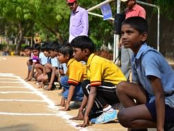 Help NFS Bring Out The Athlete In Govt School Kids