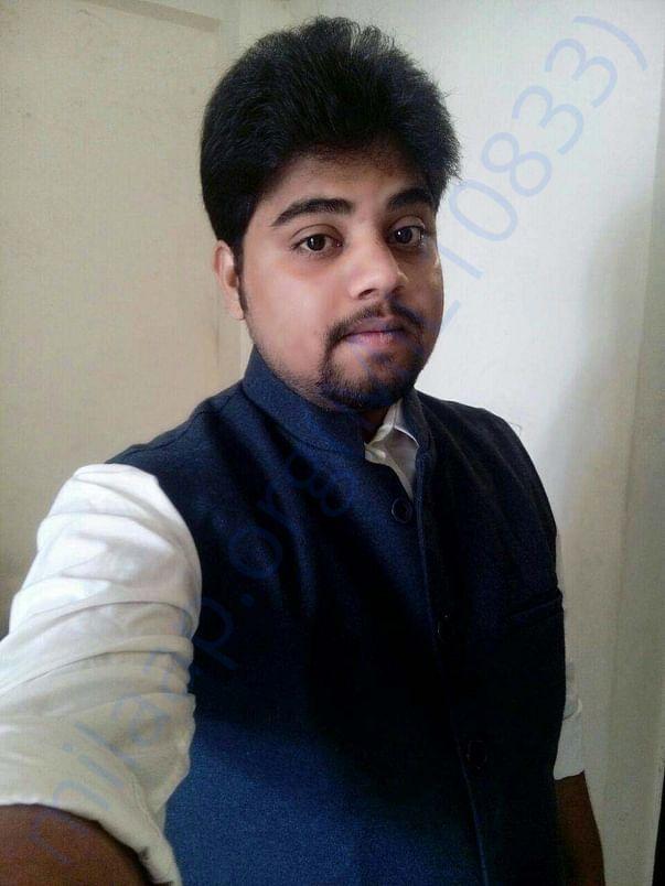 Abhay Choudhary B.tech at IIT Mandi