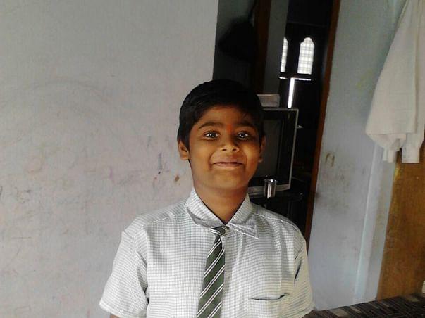 Save my son saicharan