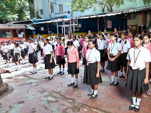 Blind School Classrooms Project