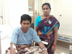 Help 15-year-old Murali beat a rare, very curable cancer