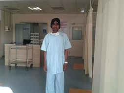 Mohammed Cannot Survive This Blood Cancer Relapse Without Your Help
