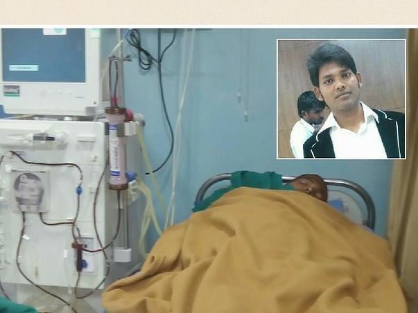 Help Pradip Upadhyay to fight Severe kidney Failure
