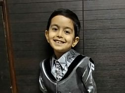4-year-old Bharath needs help surviving a deadly viral infection