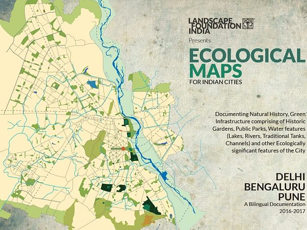 Ecological Maps of Indian Cities