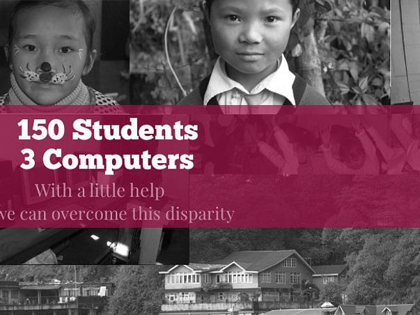 What is a computer? Many children have never seen one.