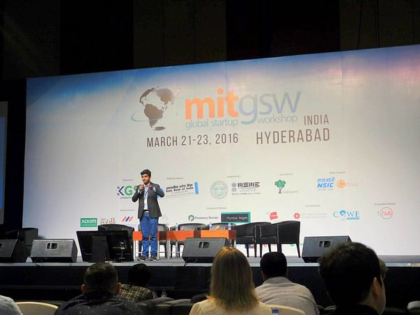 Daniel Needs Your Support To Attend MIT Entrepreneurship Bootcamp 2017