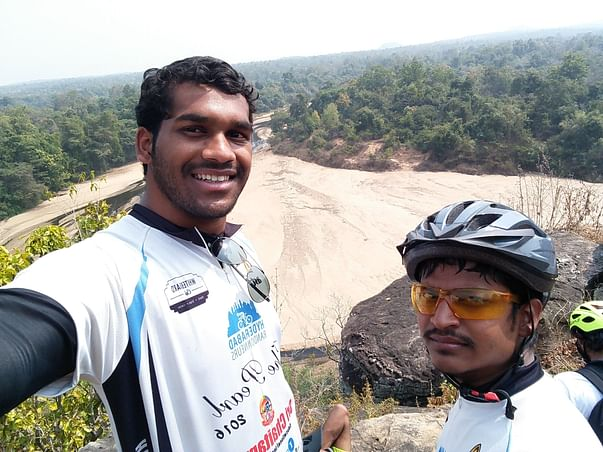 Join Us As We Attempt A World Record To Cycle 17000 Kms In 150 Days