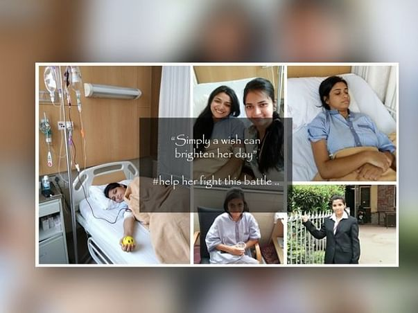 Save Mahesweta (Riki) From A Rare Type Of Blood Cancer