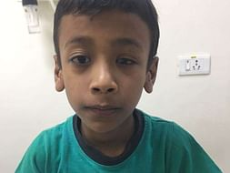 Help master Krishna get cochlear implant