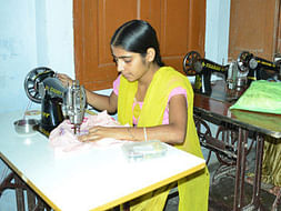 Bringing Hope & Opportunity for Widows through Vocational Training
