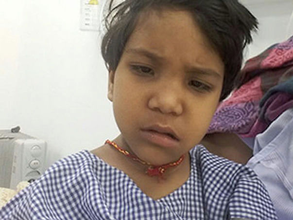 Support a Needy- Help Ravya for Her Bone Marrow Surgery