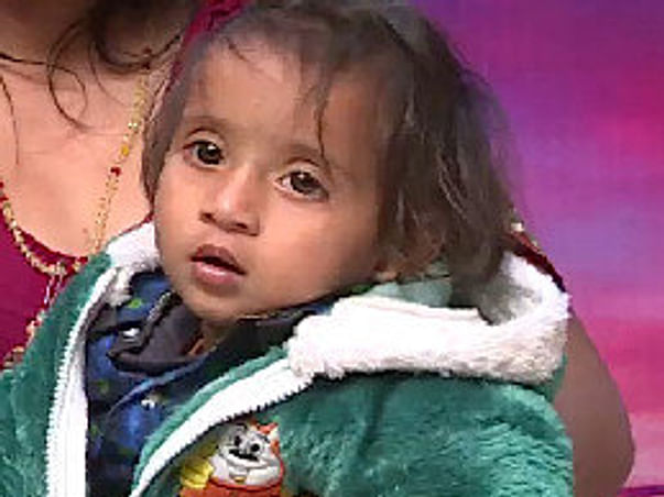 Help little Varun who is battling for his life