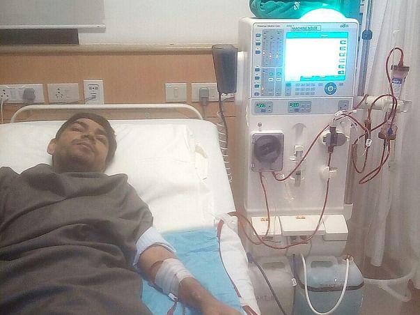Save Ramesh, both kidneys failed, needs transplant - JNV Alumni, 37 yr