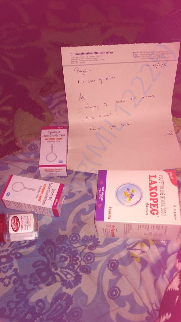My son is still dependent on medicines