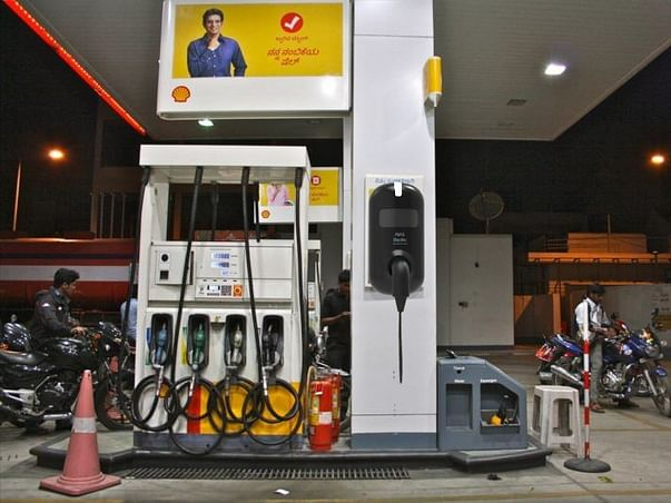 India's First Public EV charger