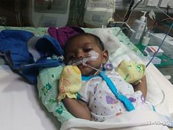 Save Baby Navya From A Serious Heart Condition