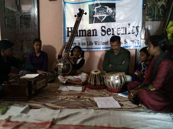 Help Kindle Interest In Classical Indian Music in Rural Bihar