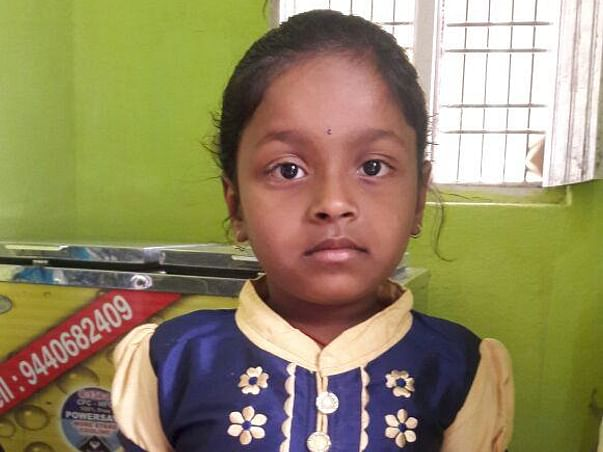 Please Support Srujana's Living and Bright Future