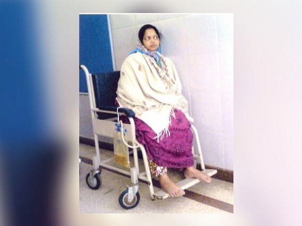 Sujatha Needs Your Support To Live For Her Little Girls