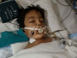 Save 4 year Old Om's Life He Needs Your Help And Prayers #SAVEOM