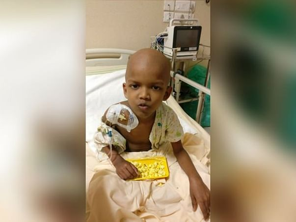 Help Baby Abdul Malik Fight Blood Cancer