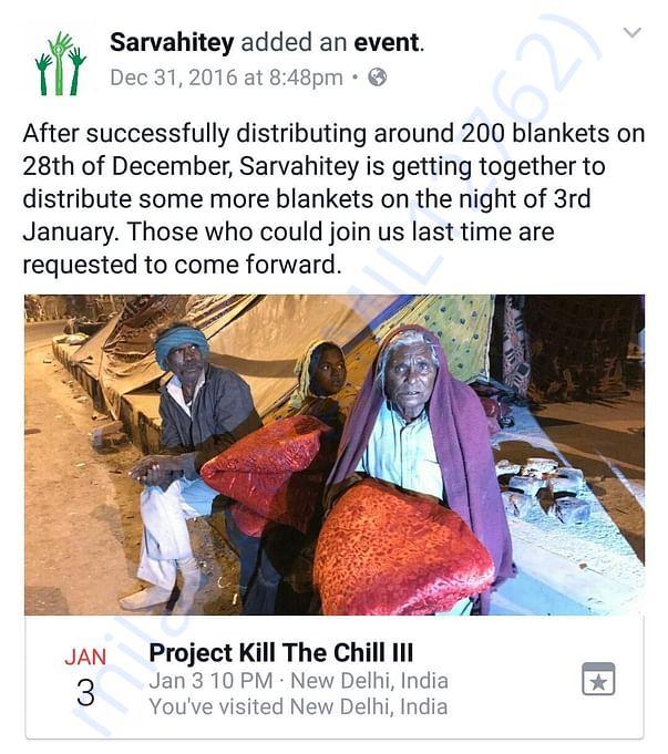 Project kill the chill