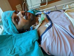 Help Mohit fight brain injury