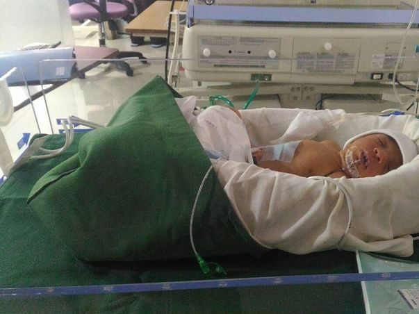 This 11-day-Old Baby Needs Our Help To Stay Alive