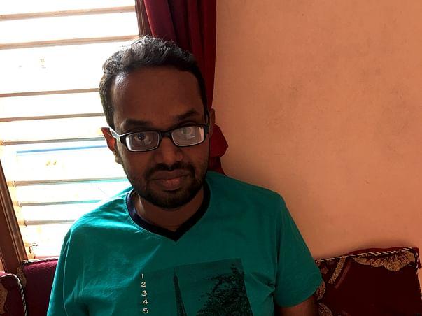 Help Somashekar fight Chron's disease