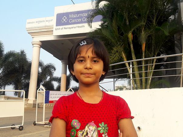 Help Priyanka get treatment for Thalassemia
