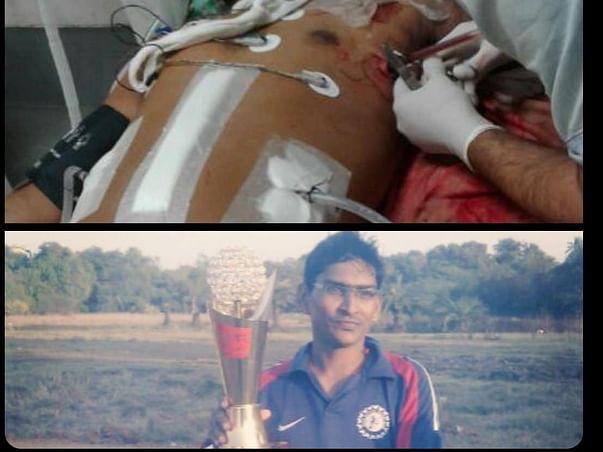 Help Swatantrakumar radheshyam shukla Recover from heart liver sergery