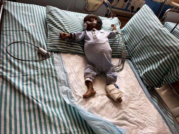 Help Ariya Undergo A Liver Transplant