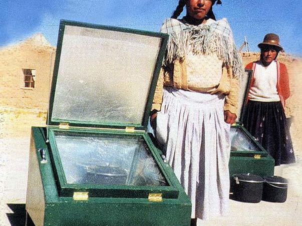 Want to distribute Solar Cookers among some underprivilaged family