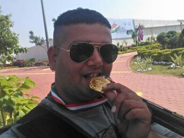 Help Me Win A Medal in the ParaTrap Shooting Worldcup 2017