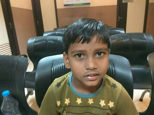 Help 9-year-old Barun Survive A Painful Brain Tumour