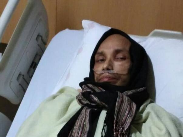 Help Suvendu to beat stomach cancer for  the third time
