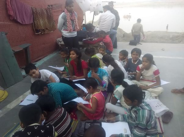 Free Education for underprivileged childrens