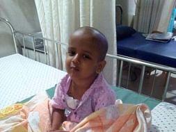 Save 4 year-old Boy Shri Niranjan From Blood Cancer