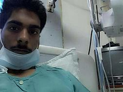 Help-Abhishek get immediate treatment against cancer and stand up