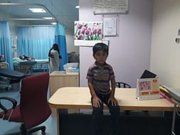 Help Basavaraj Get Treatment For Leukemia