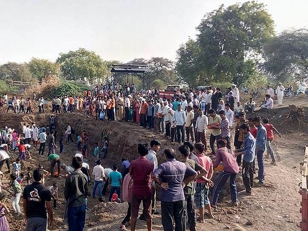 Help Kanheri village fight the Battle against Drought
