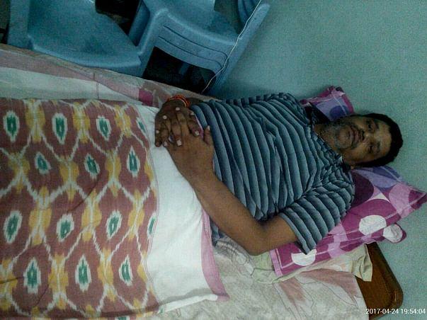 Help Manoj Kadapa Undergo A Heart Transplant